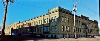 Minneapolis Brewing Company Grain Belt Brewery building