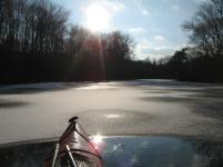1 Medway and Millis Charles River winter ice