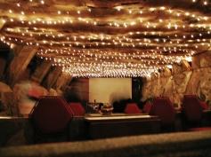 Taliesin West interior Frank Lloyd Wright 086 Theater